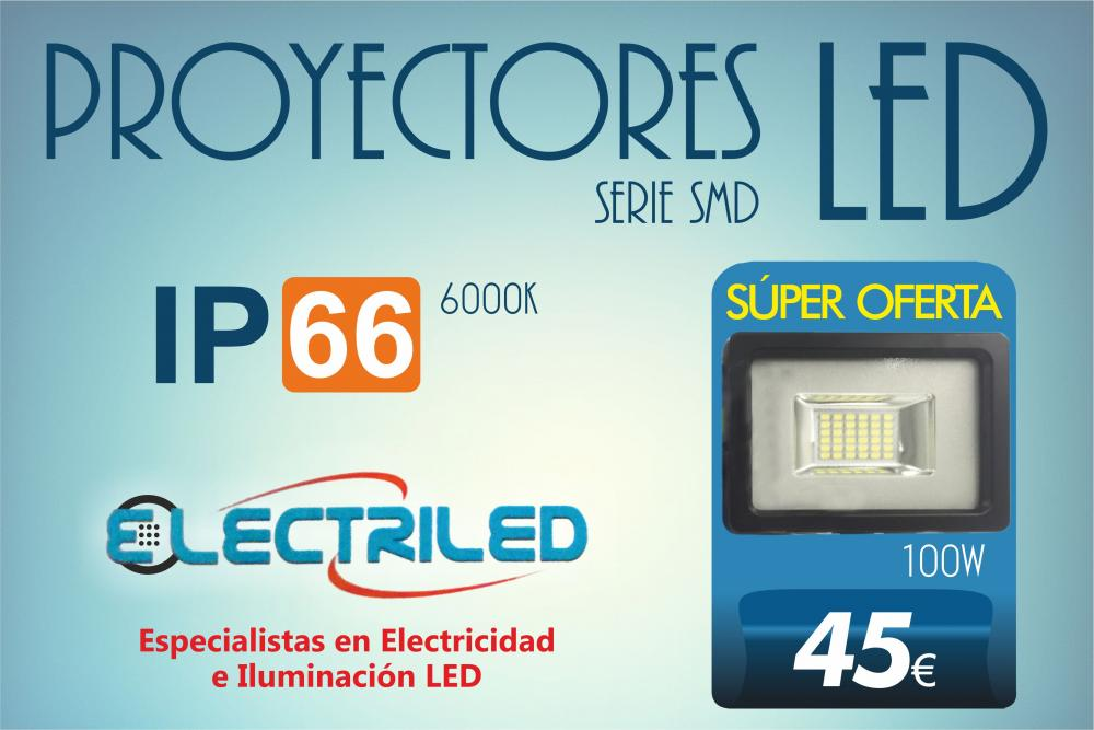 Proyectores LED - Electriled