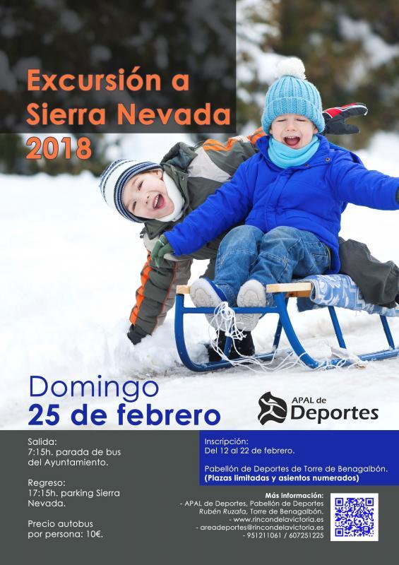 Excursión a Sierra Nevada 2018