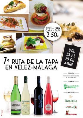 7 Ruta de la Tapa en Vélez-Málaga