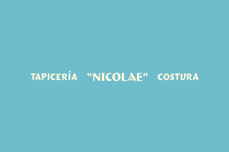 Tapicería y Costura Nicolae