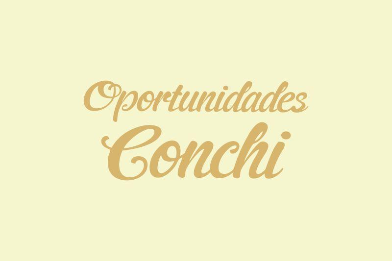 Oportunidades Conchi