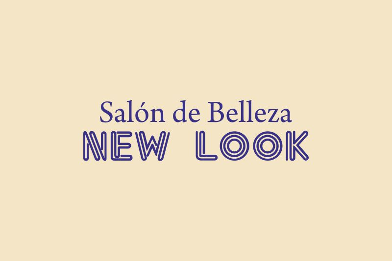 New look sal n de belleza en torre del mar for A new look salon