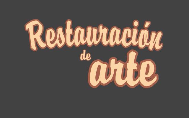Restauración de Arte