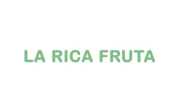 La rica fruta
