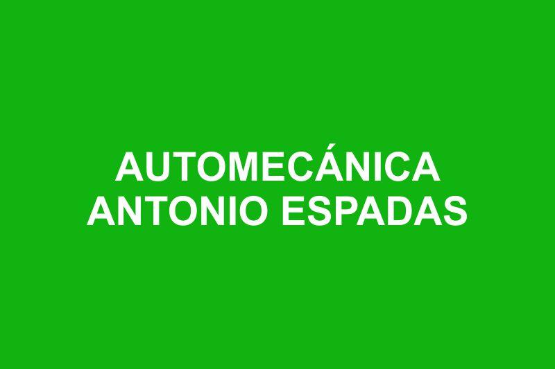 Automecánica Antonio Espadas